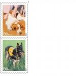 Dog Stamps