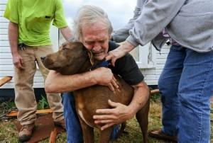 Dog Survived Alabama Tornado
